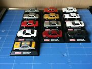 ④yodelreal-x1/72 Scaleskyline Histories 2nd13 Die-cast Mini-cars Full Set