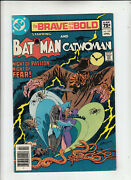 Brave And The Bold 197 Dc 1983 Earth 2 Batman Catwoman Canadian Price Variant