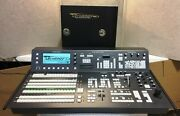 Ross Synergy 2 Digital Video Production Switch Board, Frame And Control Panel