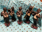 1994 All That Jazz Figurines