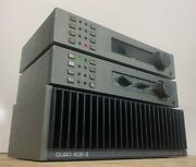 Quad Stereo System Fm4 Tuner/ 34 Preamp/ 405-2 Power Amp. Complete Refurbished