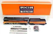 Lionel 6-18007 Southern Pacific Daylight 4-8-4 Steam Loco And Tender W/railsounds