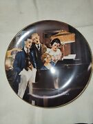 Knowles Plates - Decorative Plate - Norman Rockwell - Close Harmony