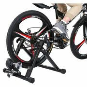Bike Trainer Stand Magnetic Bicycle Stationary Stand Indoor Exercise Cycling