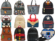 Loungefly Bags Marvel Disney Harry Potter Dc Crossbody Tote Backpack Mini Dome