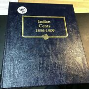 Whitman Classic 9111 Album For Flying Eagle And Indian Cents