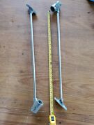 Lifeline Gate Supports For 1 Stanchions Sold As A Pair