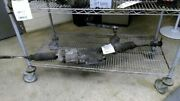 Steering Gear/rack Power Rack And Pinion 17 Wheels Fits 15 Mustang 1135004