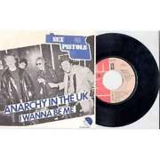 Sex Pistols Anarchy In The Uk Holland 1976 2-trk 7 Absolutely Unique Ps