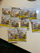 10 Lego Minifigures Series 71030 Looney Tunes Blind Bags In Hand Now