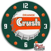 Decal 18 Round Crush Soda Pop Decal For Making A Clock