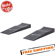 Race Ramps Rr-tm-frt Front Trailer Mate Ramps - 7 Degree Angle Of Approach
