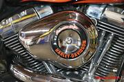 2013 Harley Dyna Wide Glide Chrome Screaminand039 Eagle Air Cleaner Intake Assembly