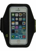 Griffin Sports Armband Black Iphone 5 5s Se Ipod Touch 5 Case Gb36033
