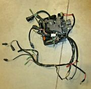 Omc Brp Johnson Evinrude Oem 1996 And Up V6 Loop Deutsch Type Main Wiring Harness
