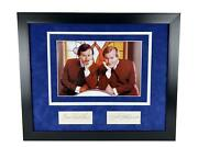 Smothers Brothers Autographed Signed 16x20 Photo Display Acoa