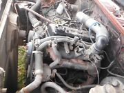 Nissan 2.2 Complete Running Diesel Engine 5 Speed Manual Transmission Will Ship