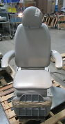 T175473 Global Surgical Maxiselect S270000 Power Exam Chair W/ Light