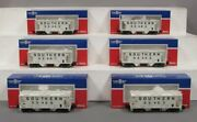 Mth 35-70004 S Scale Southern Ps2 Covered Hopper Car Set Ln/box