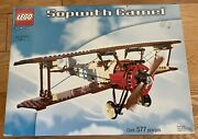 Lego 3451 Sopwith Camel - Brand New Sealed In Colored Box - Rare Set From 2001