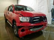 Rear Axle 8 Cylinder 4.6l 9-1/2 Ring Gear 4.10 Ratio Fits 07-14 Tundra 1712603