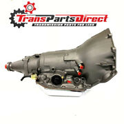 Turbo 350 Chevy Performance Transmission Short 6 In. Tailshaft Dyno Tested 450hp