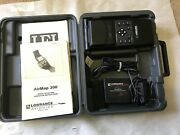 Lowrance Avionics Airmap 300 12 Channel Gps Bundle With Case And Accessories
