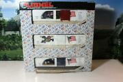 Lionel - Mpc - 19599 Old Glory 3 Car Reefer Set - 0/027 - New- Hb1