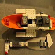 Lego Coast Guard Helicopter Set 60013 Town / City / Coast Guard 49 Complete