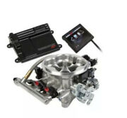 Holley 550-409 Terminator Ls Tbi Kit For Gm Ls1/ls6 99-07 4.8/5.3/6.0 Engines