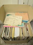 Vintage 700 Cooking Recipe Cards