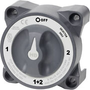 3003 Blue Sea Hd-series Battery Switch Selector With Alternator Field Disconnect