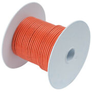 102550 Ancor Orange 16 Awg Tinned Copper Wire 500and039