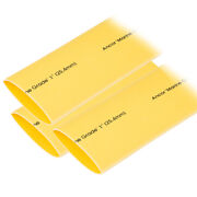 307924 Ancor Heat Shrink Tubing 1 X 12 - Yellow - 3 Pieces