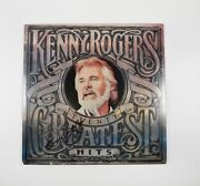 Kenny Rogers Autographed Signed Album Lp Record Certified Authentic Jsa Coa