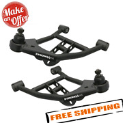 Ridetech Strongarms Front Lower Control Arms For 67-69 Camaro And 68-74 Nova