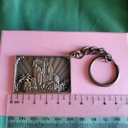 Disney Limited Edition Tower Of Terror Keychain