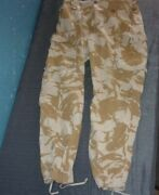 Genuine British Special Forces Uk Army Pants Dpm Field Desert 35 X 30