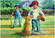 Eurographics 8000-0452 Let's Play Catch - 1000 Piece Jigsaw Puzzle