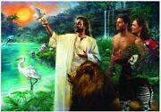Eurographics 8000-0356 Creation In Eden - 1000 Piece Jigsaw Puzzle
