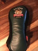 2016 Us Open Oakmont Country Club Amande Hybrid Utility Wood Headcover Stretch Fur