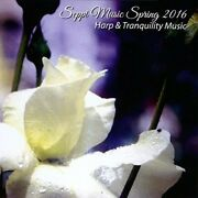 Seppi Music Spring 2016 Harp And Tranquility Music Cd New