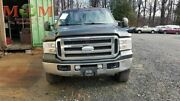 Front Clip Lariat Fits 05 Ford F250sd Pickup 1801764