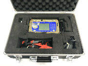 Palmer Wahl C100 On-site Multifunction Portable Calibrator W/ Case And Accessories