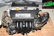 Jdm Acura Rsx Integra Dc5 K20a Engine Civic Ep3 Si 2.0l Ivtec Motor Only 52k
