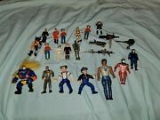 Vintage Action Figures Lot Dick Tracey Rambo Star Wars Dandd And More
