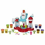 Play-doh Kitchen Creations Ultimate Swirl Ice Cream Maker Play Food Set With ...