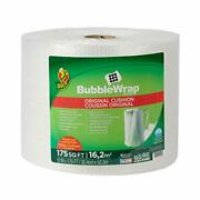 Duck Brand Bubble Wrap Roll Original Bubble Cushioning 12 X 175' Perforated ...