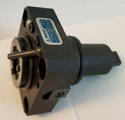New Benz Bmt65 Straight Live Tool Head W/ Er32 Collet For Bmt65 Turret Lathes