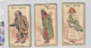 1912 John Player Cigarette Cards Characters From Dickens - Imperial Tobacco S2
